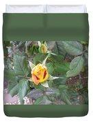 Rosebud #2 Duvet Cover