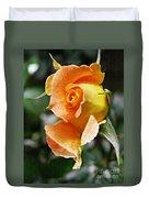 Rosebud Opening Duvet Cover