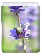 Rosemary And Lavender Duvet Cover