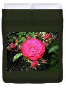 Roses 5 Duvet Cover