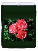 Roses 9 Duvet Cover