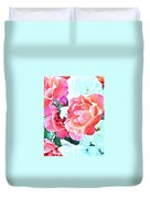 Roses Galore Duvet Cover