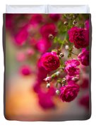Roses Peace Duvet Cover