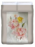 Roses Scent Duvet Cover