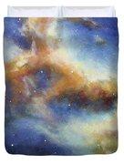 Rosette Nebula Duvet Cover
