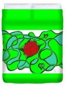 Roseybud Duvet Cover