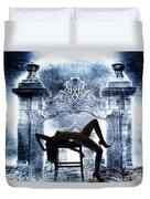 Rosie Nude Fine Art Print In Sensual Sexy Color 4688.02 Duvet Cover