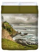 Ross Point 1 Duvet Cover