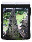Rosslyn Chapel Duvet Cover