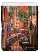 Rosso Veneziano Duvet Cover