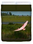 Rosy Soar 61 Duvet Cover