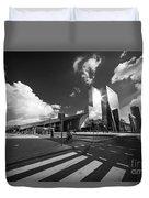 Rotterdam Centraal  Duvet Cover