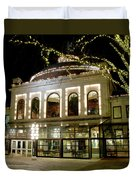 Rotunda - Quincy Market Duvet Cover