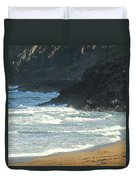 Rough Shores Duvet Cover