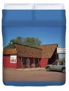 Route 66 - Bagdad Cafe Duvet Cover