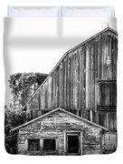 Route 66 Barn 1 Duvet Cover