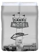 Route 66 - Grants New Mexico Duvet Cover