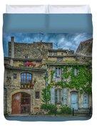 Row Houses Arles France_dsc5719_16_dsc5719_16 Duvet Cover