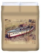 Rowboat Modified Duvet Cover