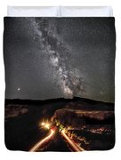 Rowena Milky Way Duvet Cover
