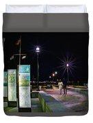 Rowe's Wharf 2636 Duvet Cover