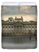 Royal Baths In Warsaw Duvet Cover