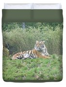Royal Bengal Tiger Duvet Cover