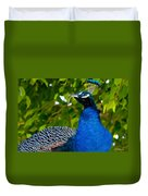 Royal Bird Duvet Cover