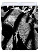 Royal Deadwood Striped Duvet Cover