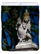 Royal Lion Duvet Cover