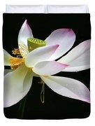Royal Lotus Duvet Cover