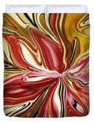 Royal Orchid Duvet Cover