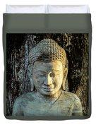 Royal Palace Buddha 02  Duvet Cover