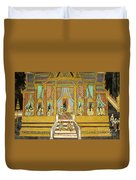 Royal Palace Ramayana 21 Duvet Cover
