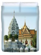 Royal Palace Shrine 03  Duvet Cover