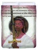 Royal Priesthood Duvet Cover