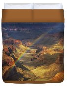 Royal Rainbow Duvet Cover by Peter Coskun