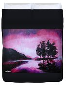 Ruby Dawn Duvet Cover