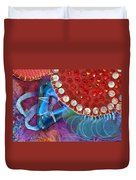 Ruby Slippers 4 Duvet Cover