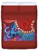 Ruby Slippers 4 Duvet Cover