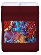Ruby Slippers 6 Duvet Cover