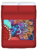 Ruby Slippers 8 Duvet Cover