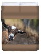 Ruby The Goat Duvet Cover