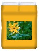 Rudbeckia Flowers In Bloom Duvet Cover