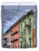Rue Bienville Duvet Cover