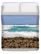 Rugged Shores Duvet Cover