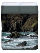 Rugged South Coast Duvet Cover