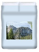 Rugged Valley Walls Duvet Cover