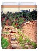 Ruins Duvet Cover