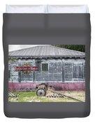 Rum Factory Duvet Cover